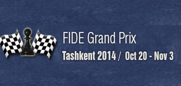 Grand Prix Tashkent: Anish interessante remise tegen Jakovenko (update ronde 8)