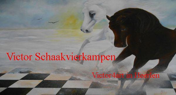 Victor Schaakvierkampen