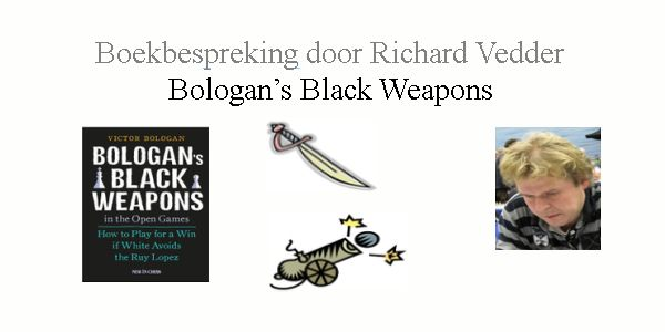 Boekbespreking: Bologan's Black Weapons