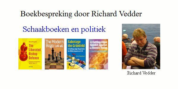 Boekbespreking: Schaakboeken en politiek