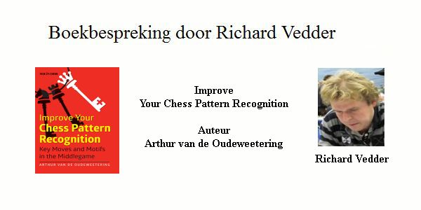 Boekbespreking: Improve Your Chess Pattern Recognition