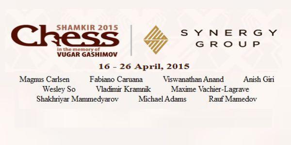Shamkir Chess 2015, Ronde 9: Magnus Carlsen wint toernooi, Anish Giri achtste