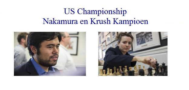 2015-US-Championship: Krush en Nakamura kampioen