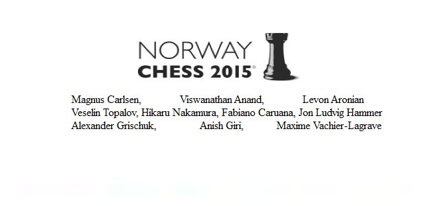 Norway Chess 2015: Ronde 9, Veselin Topalov wint toernooi