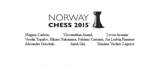 Norway Chess 2015: Ronde 9, Veselin Topalov wint toernooi