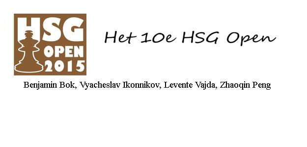 HSG Open 2015; Eindstand: Levente Vajda wint ongedeeld
