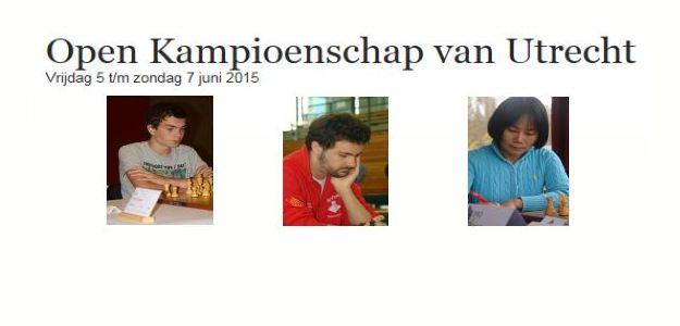 OKU 2015: Eindstand, Vier winnaars OKU 2015