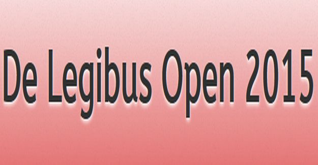 HSC / De Legibus Open: Daniel Fridman wint De Legibus open