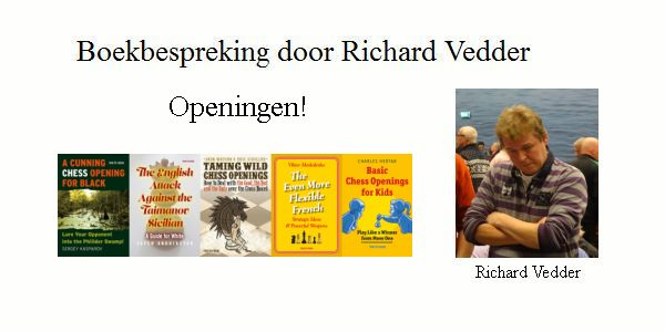 "Boekbespreking: ""Openingen!"" door Richard Vedder"