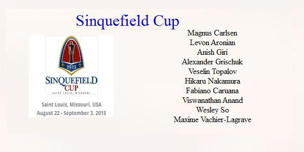 Sinquefield Cup: Aronian wint toernooi met remise tegen Topalov