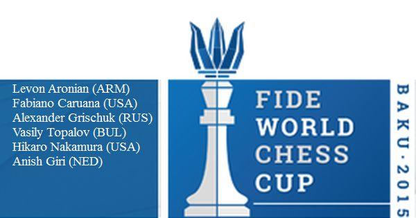 Fide World Chess Cup 2015 in Baku: Karjakin wint finale met 6-4