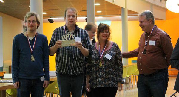 Schakers.info Nederlands Kampioen Bedrijvenschaak