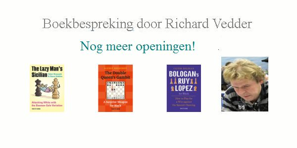 Nog meer openingen! door Richard Vedder