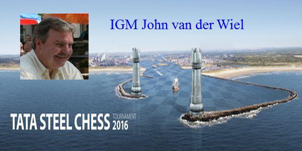 Tata Steel Chess Tournament 2016: Verslag ronde 7 door John van der Wiel