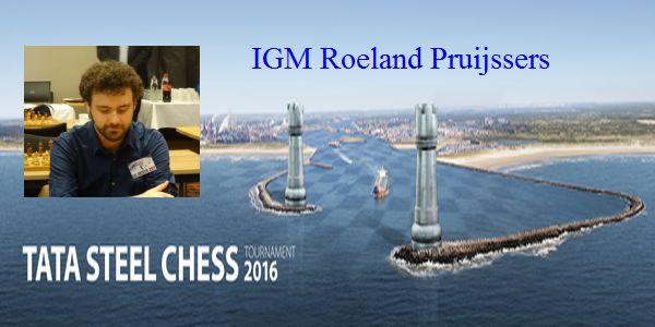 Tata Steel Chess Tournament 2016: Verslag ronde 13 door Roeland Pruijssers