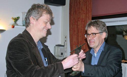 Peter Boel opnieuw Tata Journalistenkampioen door Jan Bey