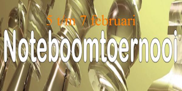 76ste Noteboomtoernooi ook in CORPUS!: Ronde 6: vijf gedeelde winnaars