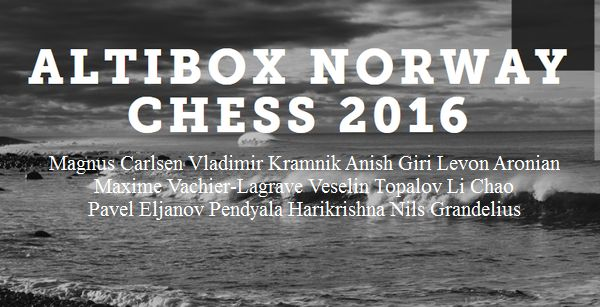 Altibox Norway Chess 2016: Ronde 9 – Anish vs Chao  remise; Magnus wint Toernooi