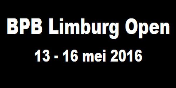 Alex Bachmann wint BPB Limburg OPEN