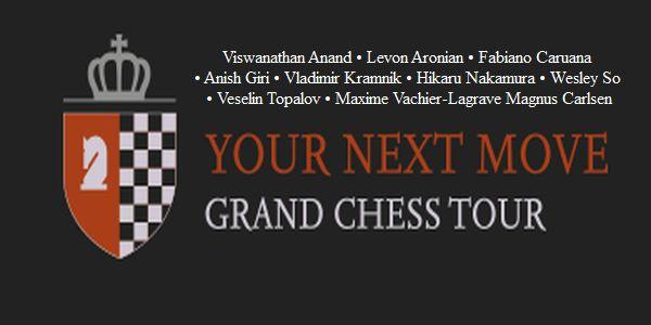 Grand Chess Tour: LEUVEN, Anish had moeizaam toernooi