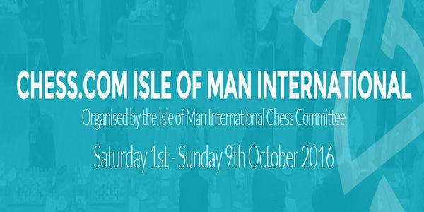 Isle of Man International 2016: Ronde 9: Eljanov en Caruana winnen toernooi