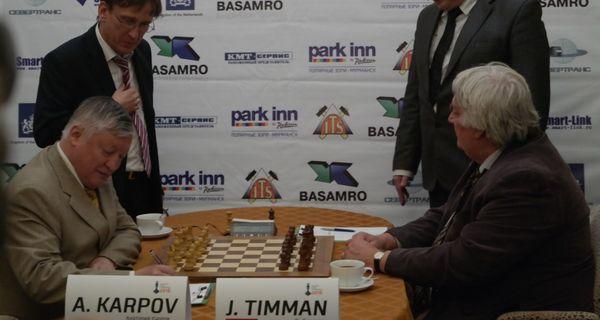 Jan Timman vs Anatoly Karpov 2,5 – 1,5