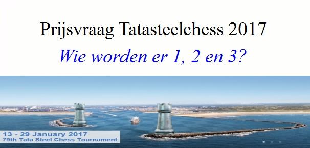 Uitslag Prijsvraag Tatasteel: Wie worden er één, twee en drie?