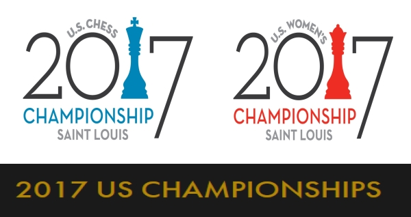2017 US Championships: Play-off maandag: Wesley So Amerikaans kampioen