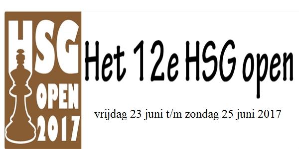 Het 12e HSG Open: Ronde 2