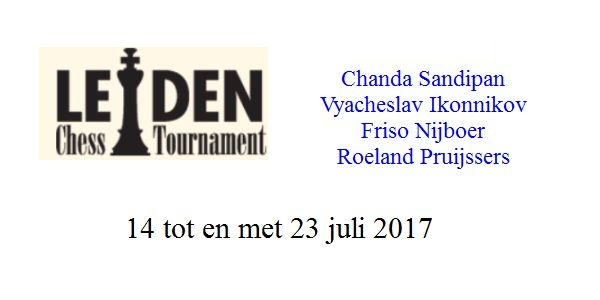 Leiden Chess Tournament 2017: Ronde 3