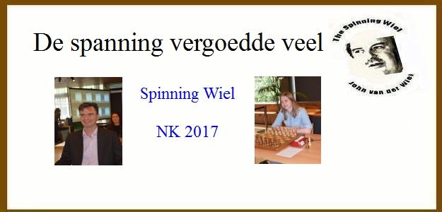 The Spinning Wiel, juli 2017: De spanning vergoedde veel