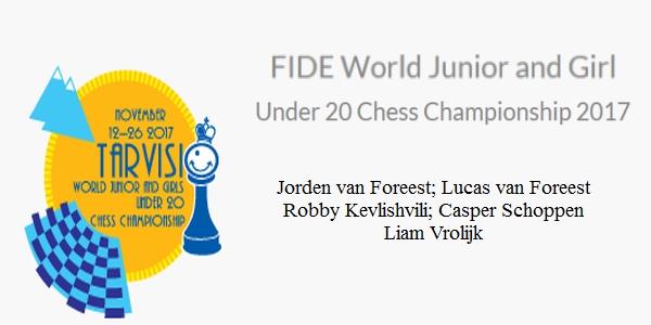 World Junior under 20 Championship 2017